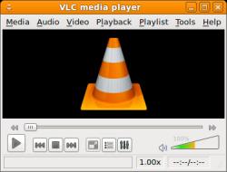 میان برهای نرم افزار VLC Player